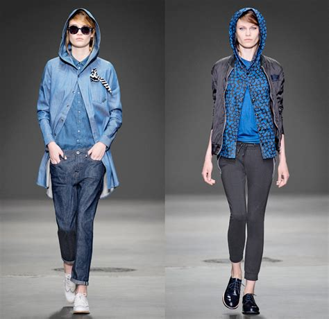 fashion star 2014 g star raw 2014 spring summer womens show denim jeans