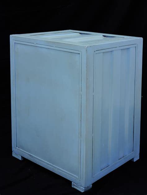 container schrank container schrank nachttisch im industrielook 2048 ebay