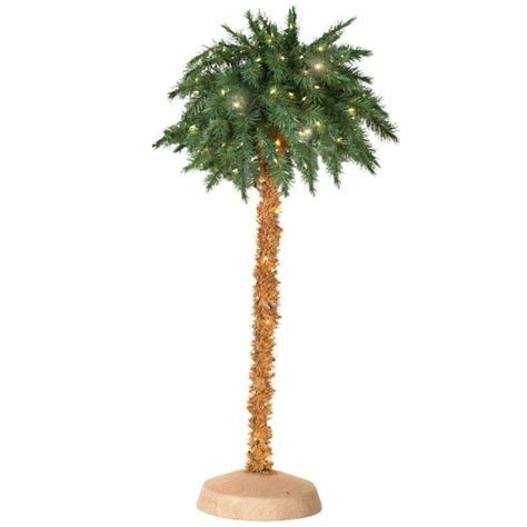 a coastal christmas 5 lighted palm tree 29 99 after