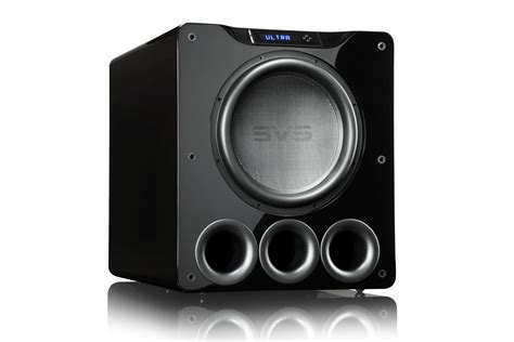 svs pb ultra subwoofer review reference home theater