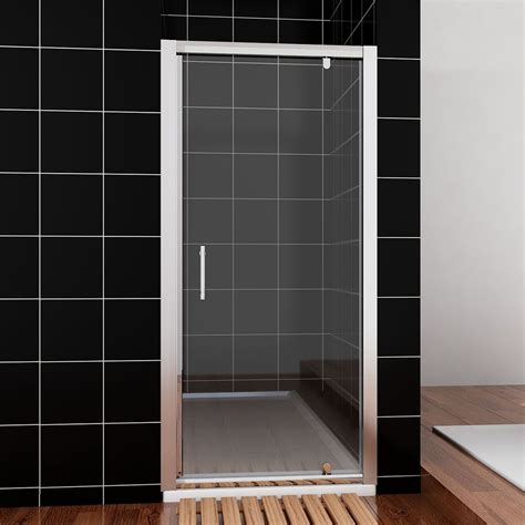 Shower Door 700mm Crown 700mm Pivot Shower Door
