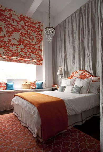 orange trellis rug contemporary bedroom diane bergeron interiors