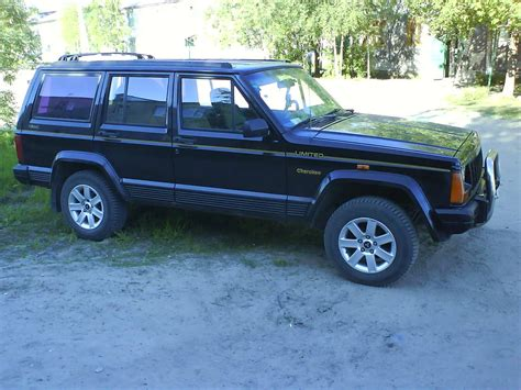 Jeep Xj For Sale 1994 Jeep For Sale 4000cc Gasoline Automatic
