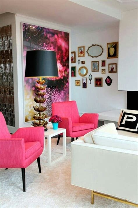 color trend think pink holt interiors