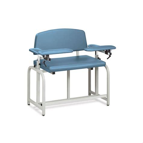 vinyl wide bariatric phlebotomy chair