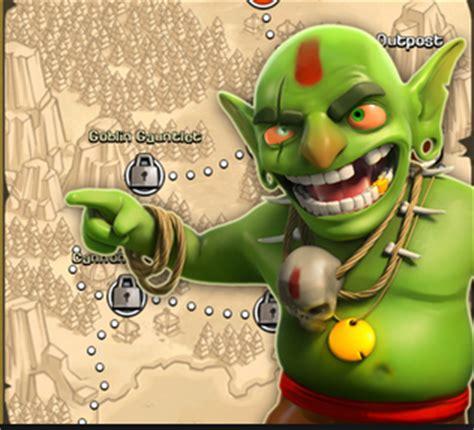 Coc Goblin King top 10 best kept secrets in clash of clans part 3