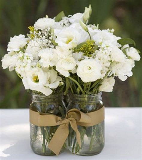 1000 ideas about mason jar arrangements on pinterest