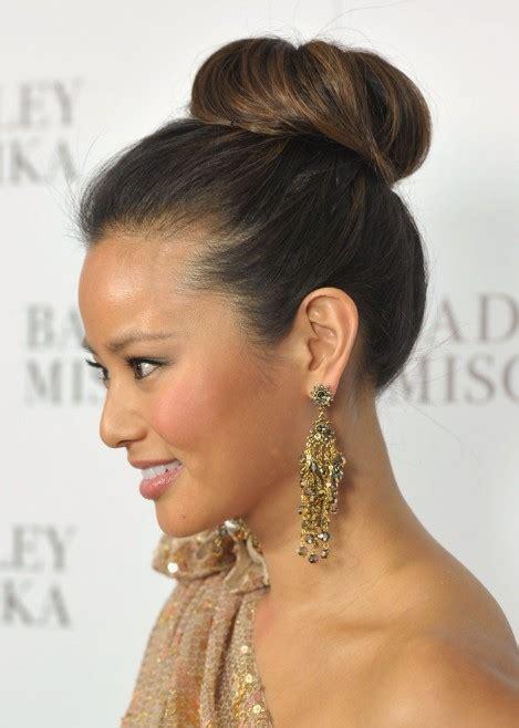 sleek high bun updo hairstyles for 2013 hairstyles weekly