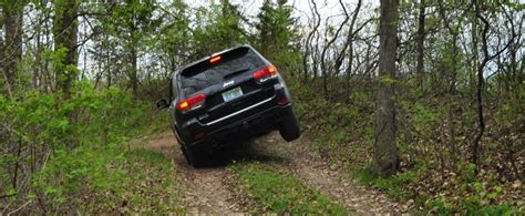 Jeep Grand Adventure Package Road Test Review 2015 Jeep Grand Limited 4x4
