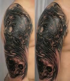hannikate pics of skulls tattoos