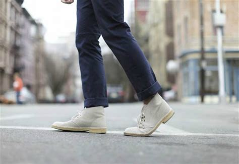 what to wear with desert boots how to wear desert boots with the idle