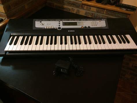 Keyboard Yamaha E213 yamaha psr e213 image 1011514 audiofanzine