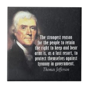 Jefferson Quote On Tyranny