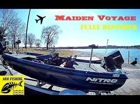 nitro bass boats youtube restoring a 1990 nitro bass boat youtube