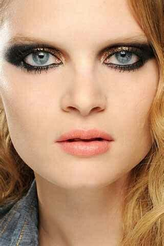 Mid Week Trend Report The New Smokey Eye 2 by 1000 Images About 2013 Fall Fashion Week On