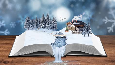 winter windlings a winter books 1920x1080 winter book desktop pc and mac wallpaper