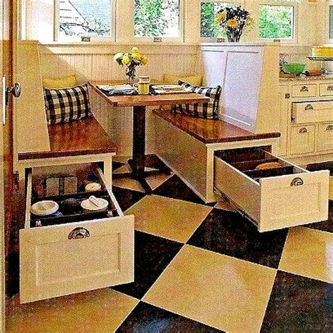 kitchen booths for small spaces ideas space saving booth style kitchen seating dining lots of