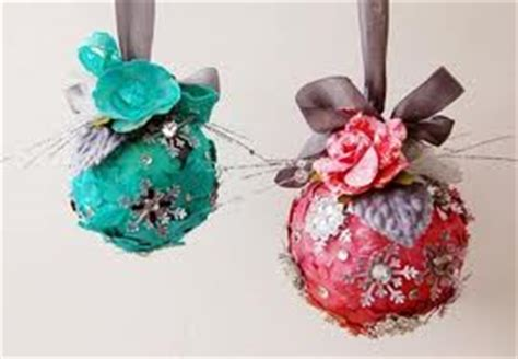 Handmade Baubles - make your own baubles parklife