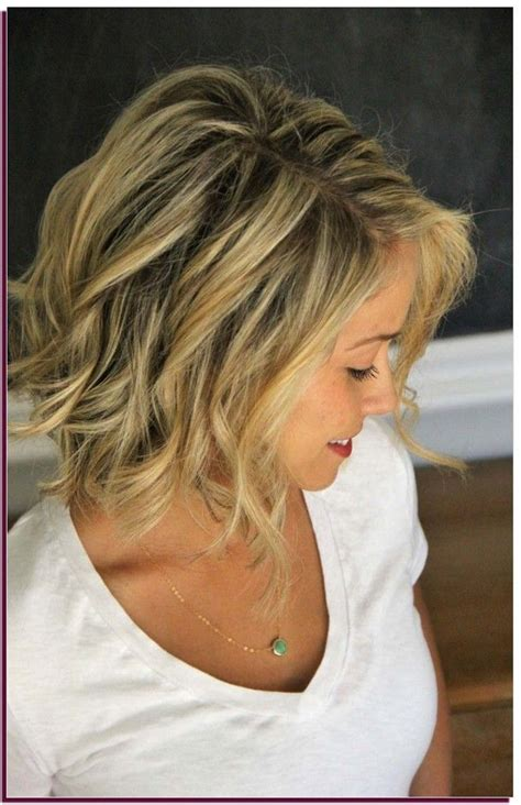 permed layered bob hairstyles loose wave perm short hair google search hair