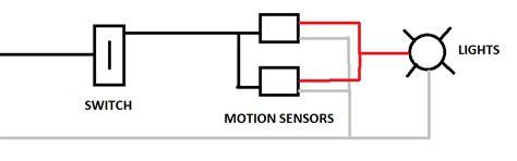 sensor light wiring diagram australia choice image
