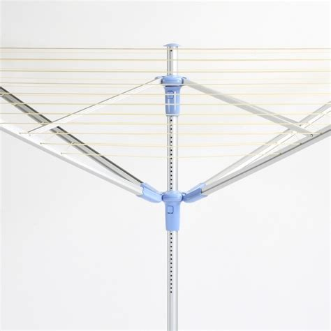 Clothesline Rack by Wall Mounted Wooden Expandable Clothes Drying Rack
