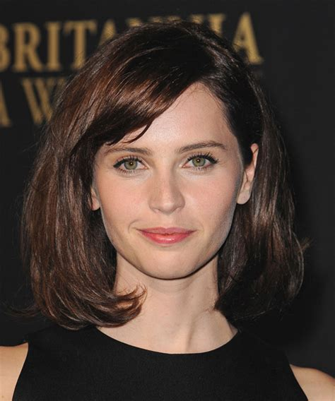 Felicity Jones Hairstyles for 2018   Celebrity Hairstyles