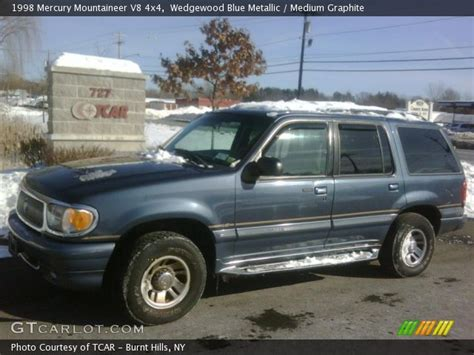 how to work on cars 1998 mercury mountaineer electronic toll collection 1998 mercury mountaineer information and photos momentcar