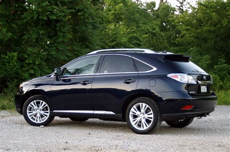review 2010 lexus rx 450h photo gallery autoblog