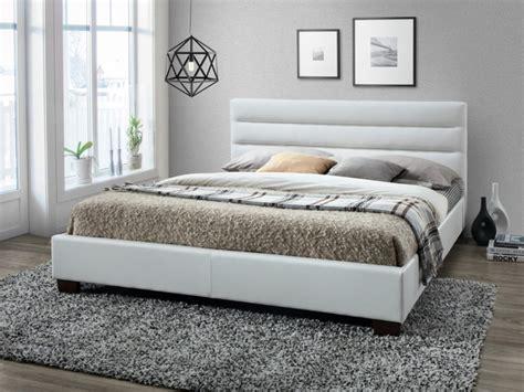 letti in cuoio letti in similpelle e cuoio eleganti e confortevoli