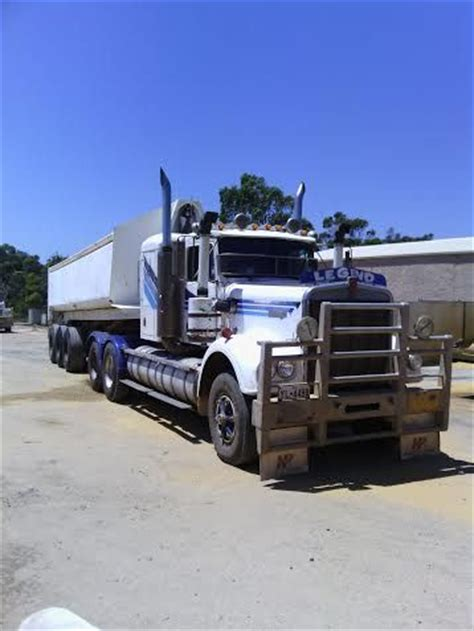 w model kenworth trucks for sale kenworth 1987 w model 3406b truck for sale wa augusta