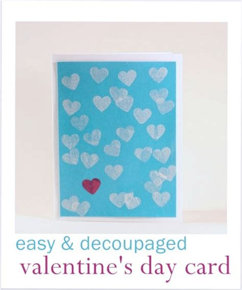 Easy Handmade Valentines - 10 adorable diy s day cards to make with your