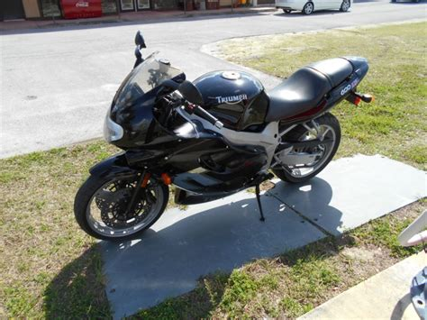 triumph tt600 for sale the other 600 2002 triumph tt600 rare sportbikes for sale