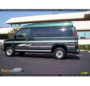 2001 GMC Savana Van 2500 SLE Passenger Wheelchair Access