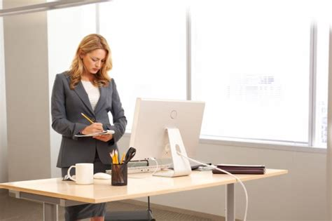 Office Desk You Can Stand At Do You About Neat Non Exercise Activity