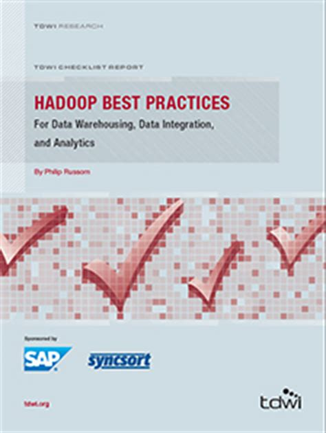 oop best practices tdwi checklist reports transforming data with intelligence