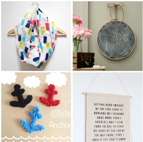 30 minute craft projects 12 bright 30 minute craft ideas monday funday link