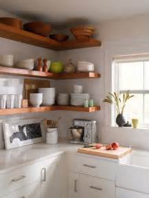 Open Shelf Kitchen Ideas My Home 10 Open Shelving Ideas For The Kitchen