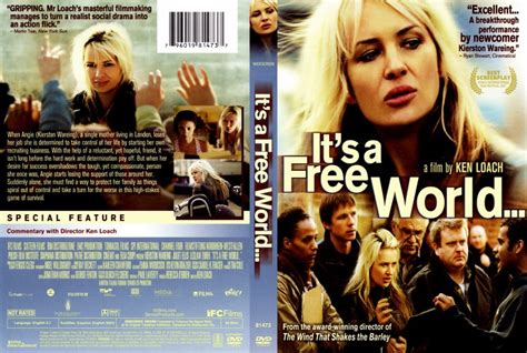 film it s a free world it s a free world movie dvd scanned covers its a free