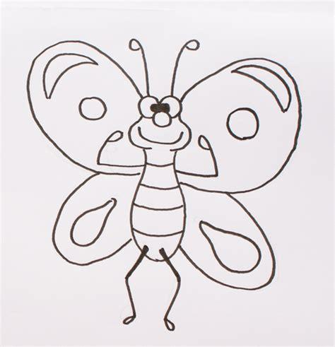 imagenes de mariposas para dibujar a lapiz dibujos de mariposas c 243 mo dibujar una mariposa