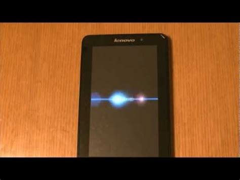 factory reset lenovo tablet lenovo ideapad tablet a1 16gb wipe data factory reset