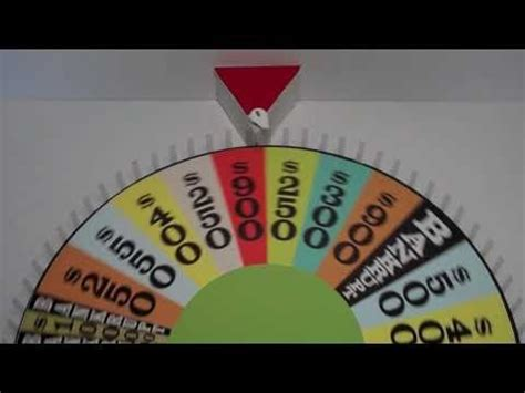 How To Make Your Own Wheel Of Fortune Make Your Own Wheel Of Fortune