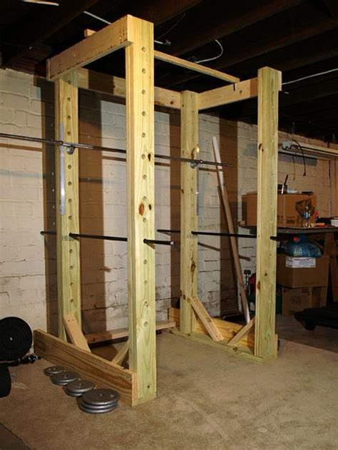 Wood Power Rack by Wooden Power Rack For Outdoor Diynot Forums