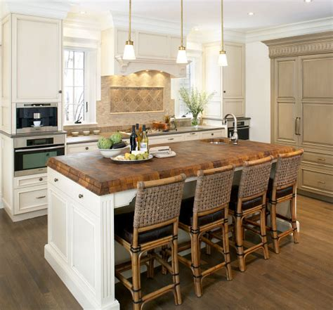 kitchen islands butcher block home design