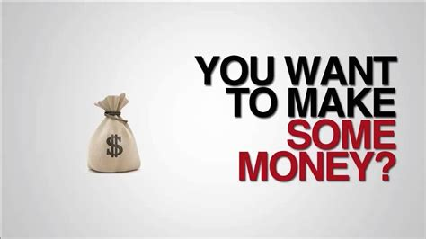 I Want To Make Money Online Now - how to make money online and quit your job youtube