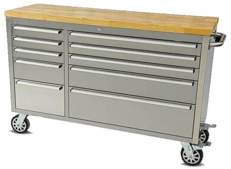 Rolling Drawer Slides Brand New Thor 55 Quot Rolling 10 Drawer Tool Chest New In