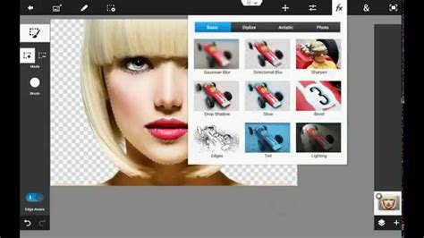 tutorial photoshop touch adobe photoshop touch tutorial 10 youtube