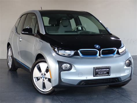 Bmw I3 2020 Range by Used 2015 Bmw I3 With Range Extender Marietta Ga