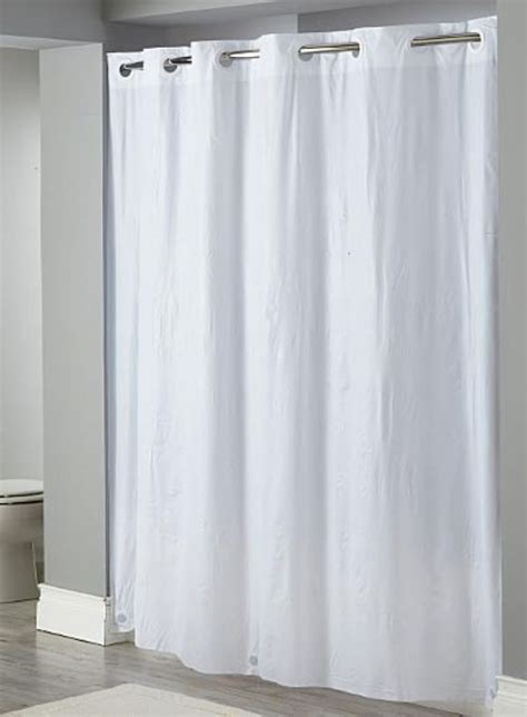 hookless curtains white hookless shower curtain decor ideasdecor ideas