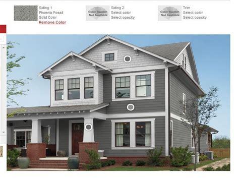 house brick exterior color paint colors gray interior designs