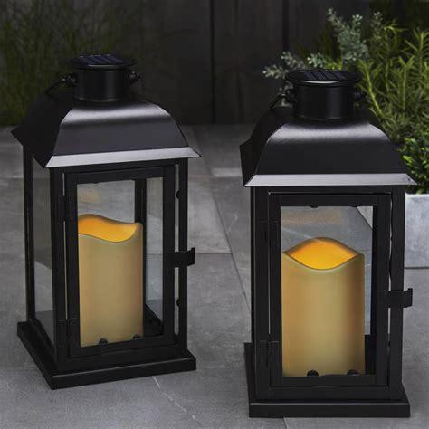 Lights Com Flameless Candles Lanterns Solar 11 5 Solar Lantern Light